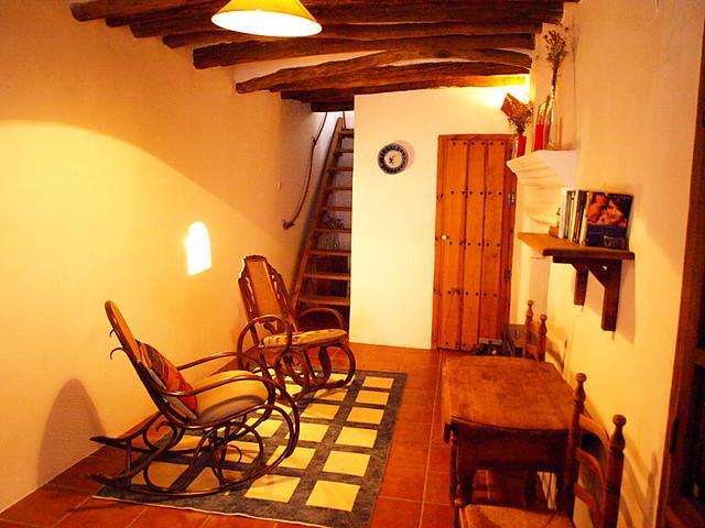 Azotea lounge, Las Chimeneas, Andalucia