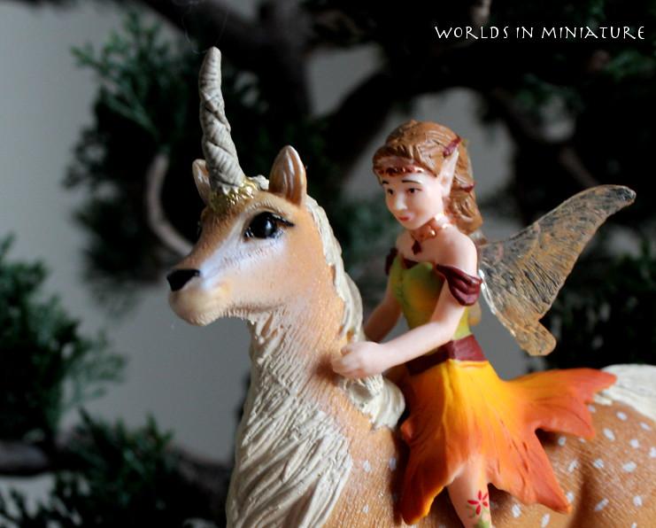 My newest additions: forest unicorns 8417190848_2d3cf713e6_b