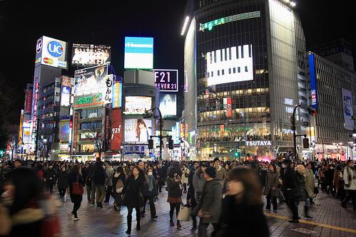 Shibuya shock