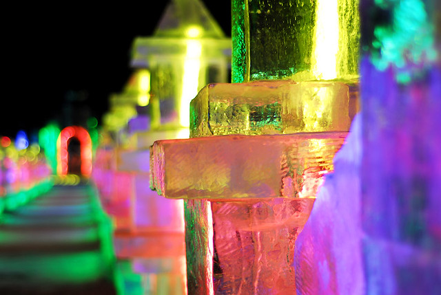 Colors of Ice