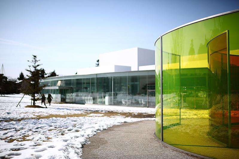 21st Century Art museum