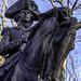 Nathanael Greene and horse