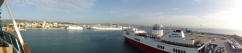 Port of Palma Panorama