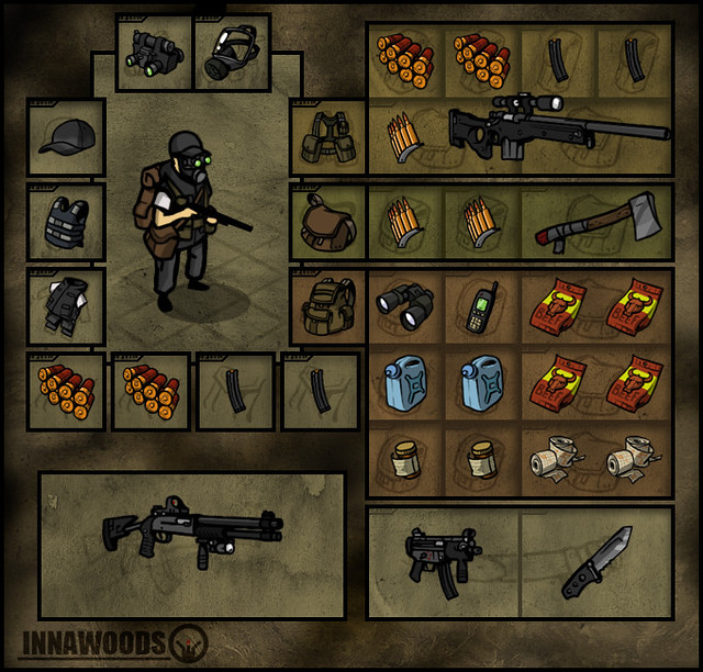 Zombie Apocalypse Loadout Flickr Photo Sharing