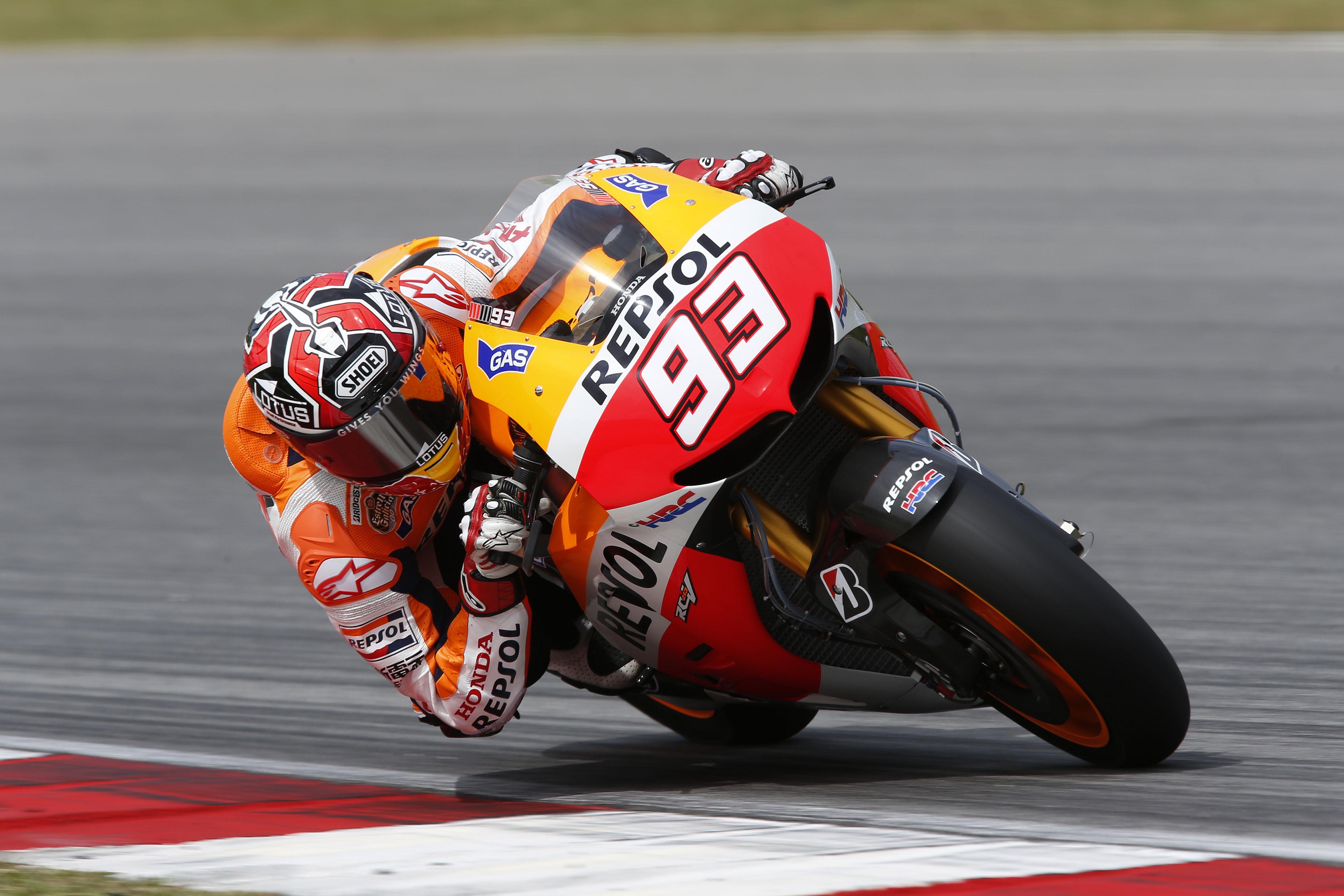 first official motogp test: sepang - non-moto - motocross forums