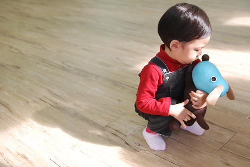 [課]小孩的人生第一堂課--小狗課KuKuLoo@Elulu遛小孩日誌