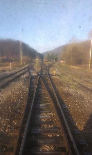 train railway trains slovensko slovakia railways railroads brezno