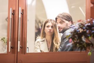 21 Le verità - Foto di scena - Fabrizio Nevola e Nicoletta Romanoff