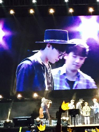 G-Dragon, Seung Ri & Tae Yang - V.I.P GATHERING in Harbin - 考拉婶儿 - 11