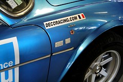 """Alpine Renault 1600 S """"France Bleu"""""""