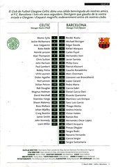 Celtic vs Barcelona - 2004 - Page 3