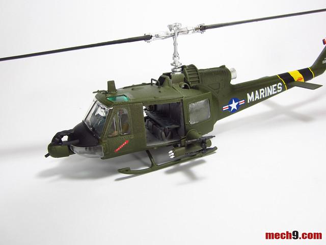 1/48 Revell-Monogram UH-1 Huey Hog