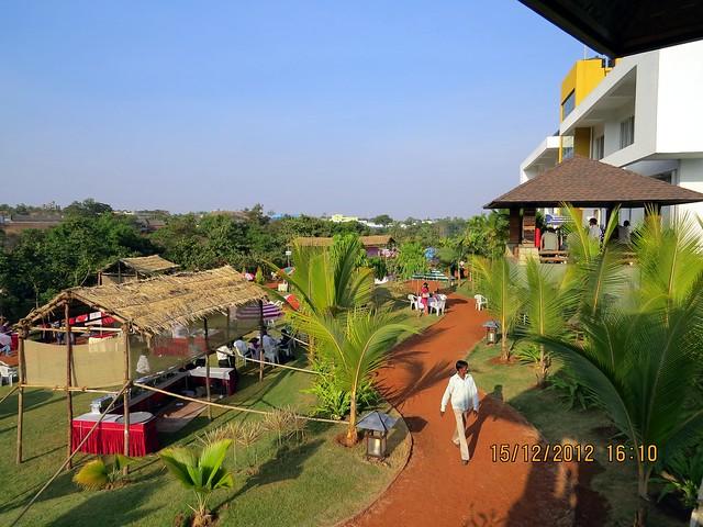 Mont Vert Vesta, Urawade Pirangut, Goan Fiesta 15th & 16th December 2012
