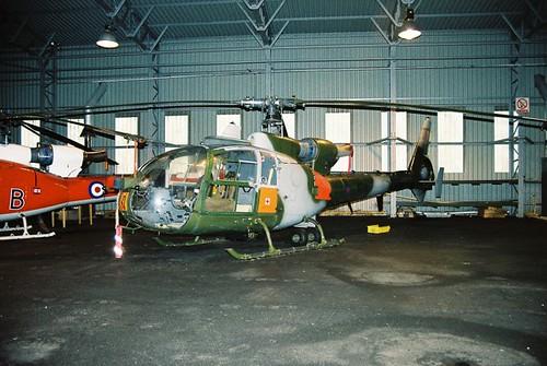 XZ322/N Gazelle AH.1 (9189M)