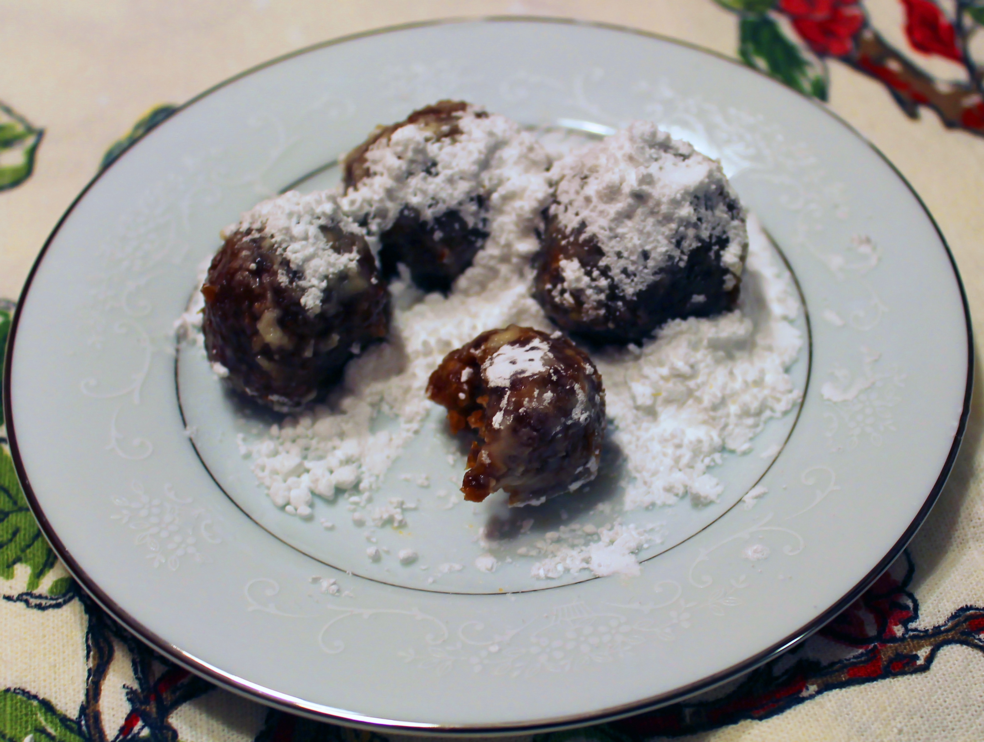 Minnie Virginia Richard's Bourbon Balls