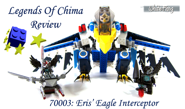 Lego chima eris eagle interceptor lego