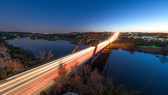 Pennybacker Bridge at 360