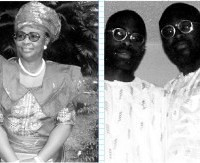 Widow of the late Nigerian President and first African Governor-General, Nnamdi Azikiwe, Uche, and her sons disagree over entering electoral politics. The story emerged in National Accord. by Pan-African News Wire File Photos