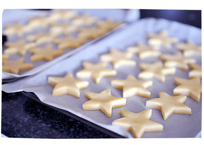 Christmas 2012 - Stars for Baking