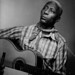 Abbott, Berenice (1898-1991) - 1944 Leadbelly (Huddie Ledbetter), New York
