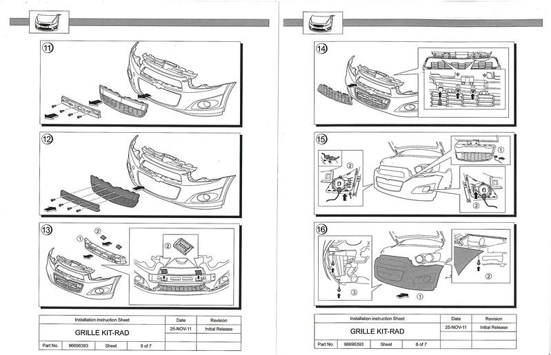 2014 Chevy Cruze Bumper Parts Diagram Html