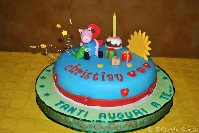 Pin cartoni peppa pig disegni da colorare imagixs cake on - Christian cartoni animati immagini ...