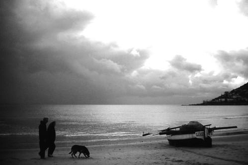 Fishoek, early morning.