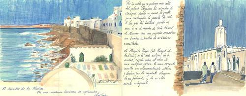 cuaderno de Asilah