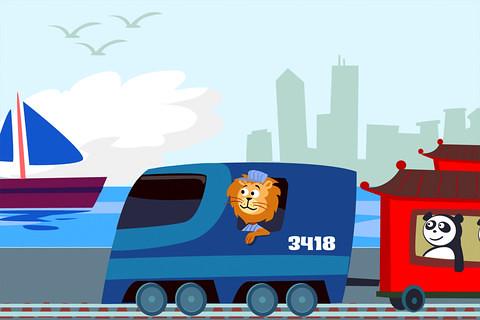 Zoo Train 3
