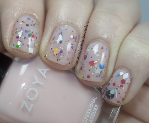 Nostalgic Nail Lacquer Mad World Jelly Sandwich (1)