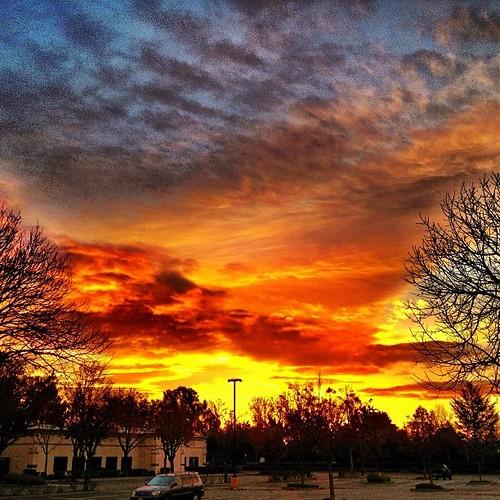 sky rain clouds sunrise pleasanton pleasantonsportspark uploaded:by=flickrmobile flickriosapp:filter=nofilter