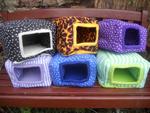Guinea Pig Rabbit Or Ferret Fabric Bed The Sqube
