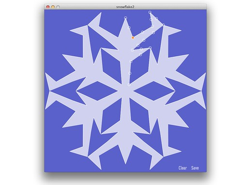 Snowflake 2.0 - Screen Shot
