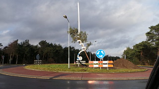 Art in roundabout