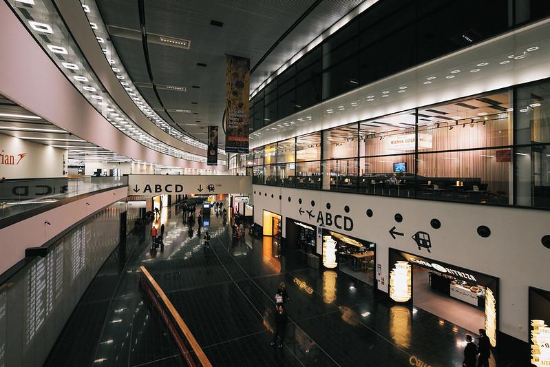 Flughafen Wien.