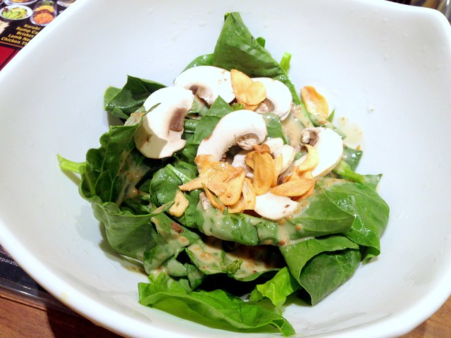 Horenso Salad