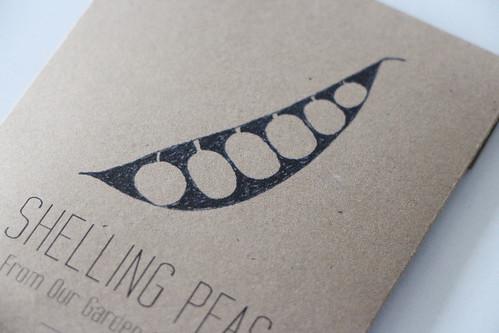 Shelling Peas