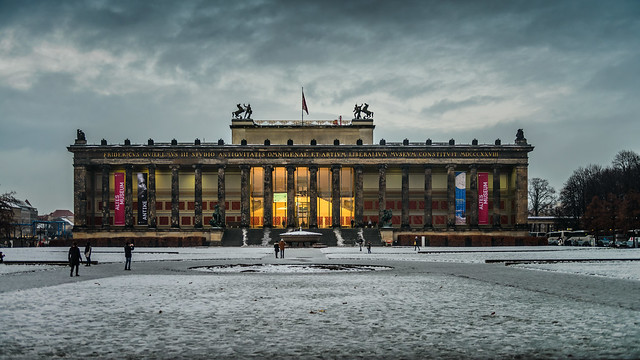 ALTES MUSEUM - BERLIN