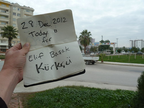 Today is for Elif Basak Kurkcu by mattkrause1969