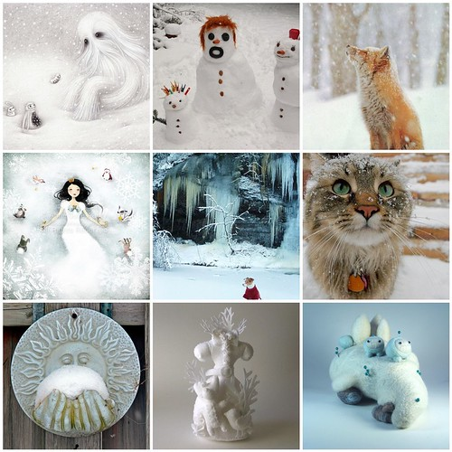 Friday Funspiration: Snow