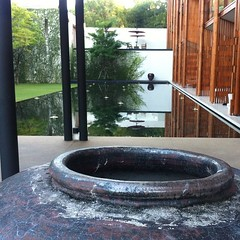 #architecture #reflection #pond #pool