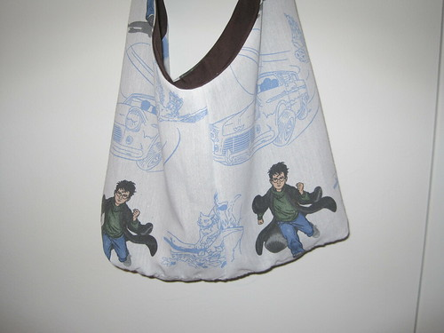 Harry Potter Hobo Bag
