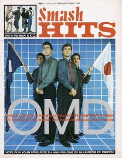 Smash Hits, February 17, 1983