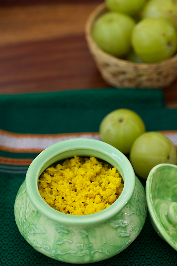Indian Gooseberry (Amla) Chutney