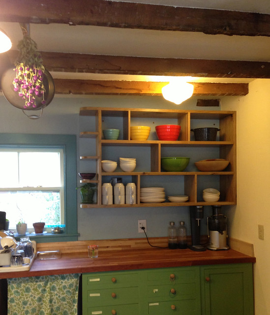 kitchen shelf!