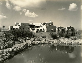 Glenn H. Curtiss House: Miami Springs, Florida