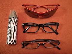 眼鏡、クリーナー