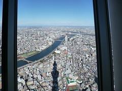 東京スカイツリーに行ってきた11