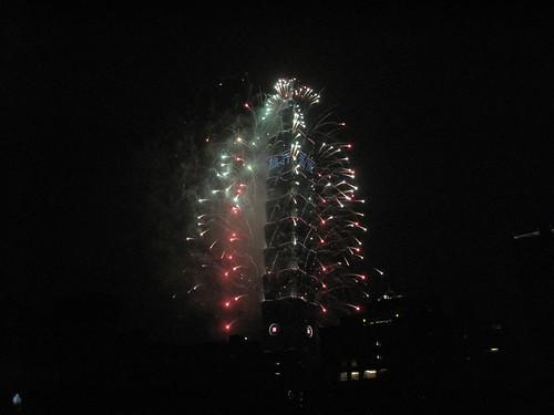 07.2013台北101新年煙火