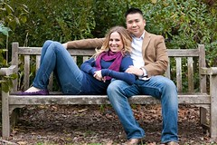 Thuan and Amanda